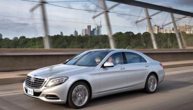 Mercedes Clase S Coupé Concept, más allá de la eléctrónica