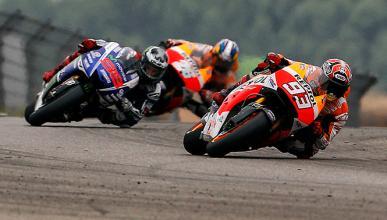Moto GP Japón 2014: Marc Márquez, a por su segundo título