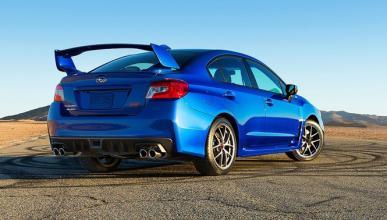 Los cinco coches más rápidos por menos de 50.000 euros