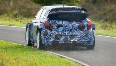 El nuevo Hyundai i20 WRC ya está en pruebas
