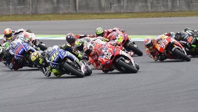 Carrera MotoGP GP Japón 2014: gana Lorenzo, Márquez campeón