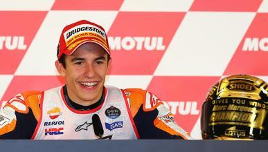 """Márquez: """"Para Honda era muy importante ganar en Motegi"""""""