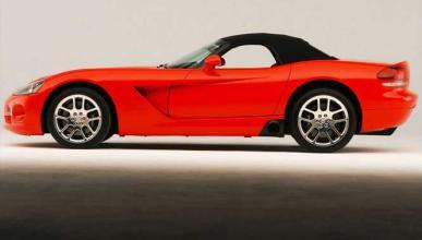 A la venta un Dodge Viper sin carrocería por 12.000 euros