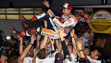 Entrevista a Marc Márquez, Campeón del Mundo de MotoGP 2014