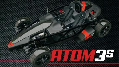 Ariel Atom 3S: ahora con 365 CV de potencia