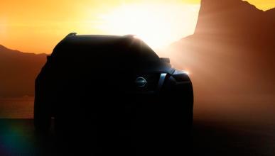 Misterioso teaser de Nissan para el Salón de Sao Paulo