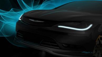 Chrysler 200S Mopar Concept