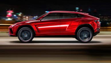 Lamborghini retrasa la producción del SUV Urus