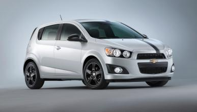 Chevrolet Sonic Accesories Concept - frontal