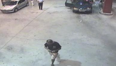 Una Guardia Civil protagoniza un tiroteo en una gasolinera