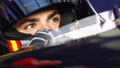 "Carlos Sainz Jr: ""mi único objetivo es la F1"""
