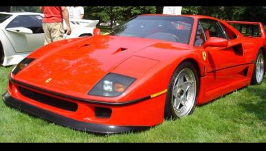 A subasta el Ferrari F40 de Nigel Mansell por 690.000 euros