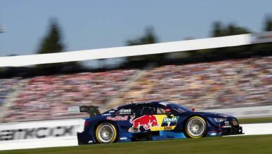 DTM: Carrera en Hockenheim. Audi, campeón