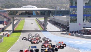 WSR: Rowland gana la última carrera de 2014 en Jerez