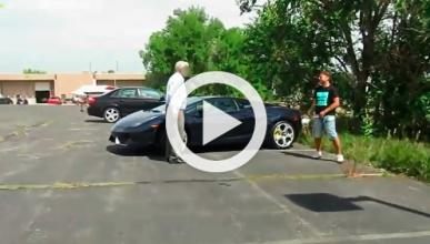 Una broma pesada con un Lamborghini y su dueño acaba mal