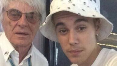 Bieber, multado por aparcar mal su Ferrari 458 Italia