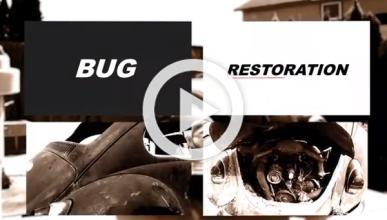 La restauración más asombrosa jamás vista de un Beetle