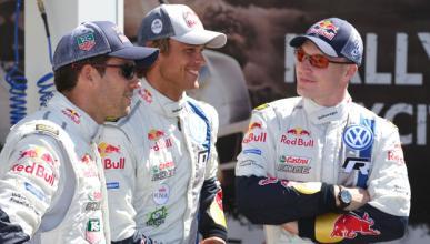 VW renueva a Ogier, Latvala y Mikkelsen en el WRC