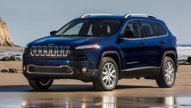 coches recomendables feos Jeep Cherokee