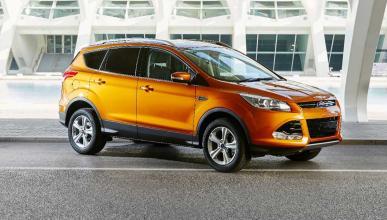 El Ford Kuga presenta mejoras: ahora, el diésel más potente