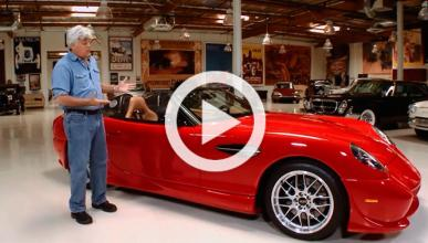 Vídeo: Jay Leno prueba el Panoz Esperante Spyder GT