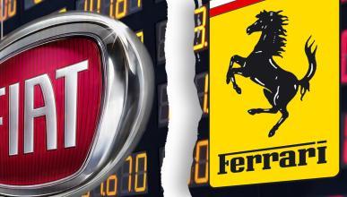 Fiat- Chrysler anuncia su separación de Ferrari