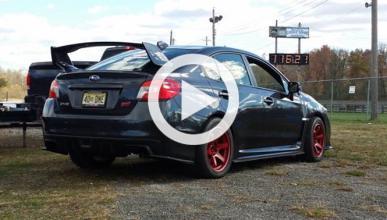 El Subaru WRX STI más rápido del mundo