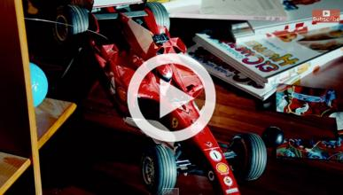 David Guetta rinde homenaje a Michael Schumacher