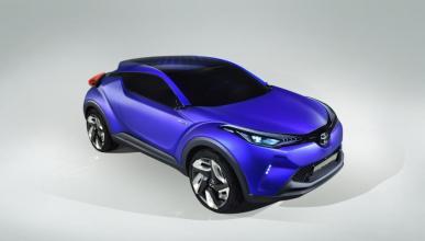 Las novedades de Toyota en el Salón de París 2014