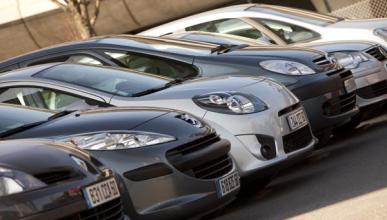 Las ventas de coches en octubre crecen un 26,1%