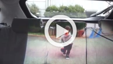 [VÍDEO] Inventan el primer coche transparente