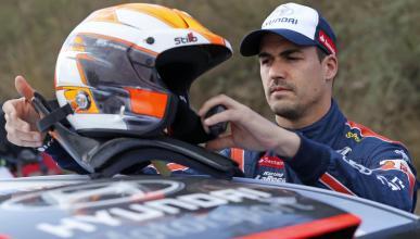 Dani Sordo correrá el WRC con Hyundai hasta 2016