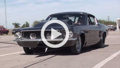 Te presentamos a Helleanor, un Mustang de 1967 con 2.500 CV