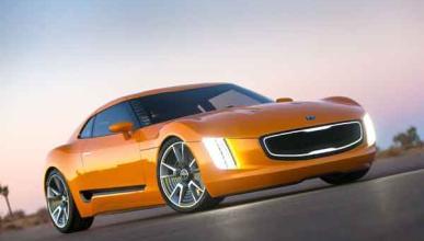 El Kia GT4 Stinger: más cerca de la producción