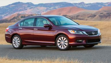 El Honda Accord está siendo investigado por la NHTSA