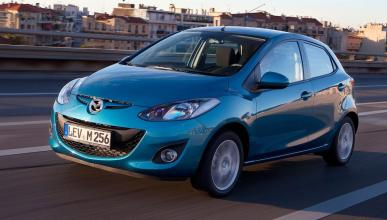 Coches mas multados Estados Unidos Mazda 2