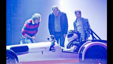 El programa Top Gear hará una gira en directo en 2015