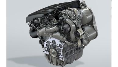 Volkswagen presenta un motor diésel con compresor eléctrico