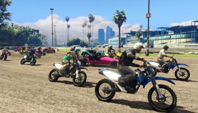 Grand Theft Auto V: nuevas actualizaciones