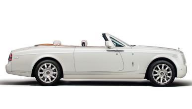 Rolls-Royce Phantom Drophead Coupé Maharajá