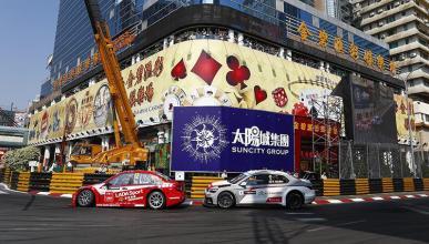 WTCC: Macao 2014. Victorias de Citroën y Lada