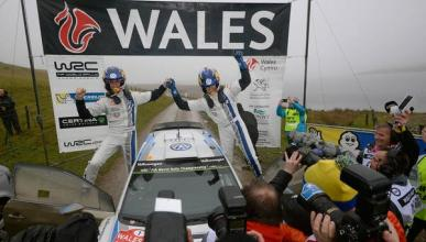 Rally de Gales 2014: Ogier cierra el año con victoria
