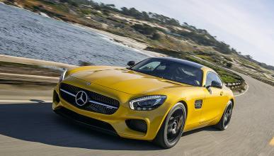 Prueba: Mercedes AMG GT S 1