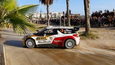 Kris Meeke seguirá en el WRC con Citroën en 2015