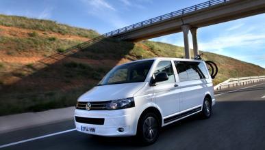 Volkswagen Multivan Outdoor Edition frontal