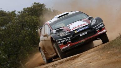 Evans y Tänak serán los pilotos de Ford en el WRC 2015