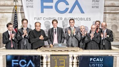 Fiat vende el 10% de su participación en Ferrari