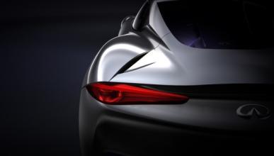 Infiniti Synaptiq, así serán los coches en 2029