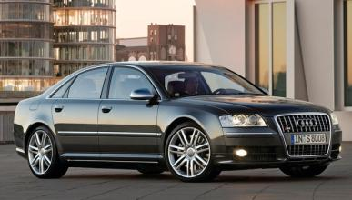 A la venta un Audi S8 de 2007 por 21.700 euros