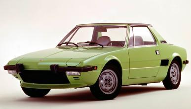 Fiat X1/9 - frontal